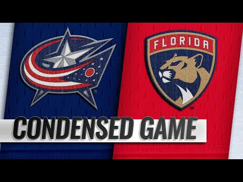 10/11/18 Condensed Game: Blue Jackets @ Panthers