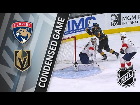 12/17/17 Condensed Game: Panthers @ Golden Knights