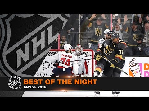 Golden Knights steal the show in Game 1 of SCF