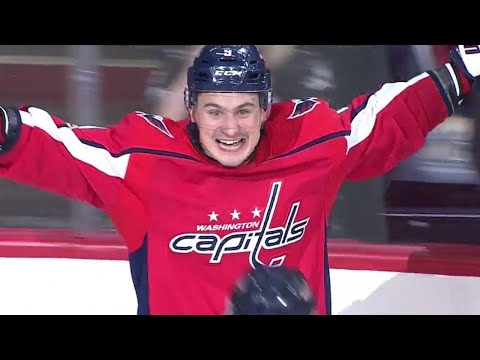 Capitals' Orlov scores a beauty vs. Oilers to snap 26-game goalless drought
