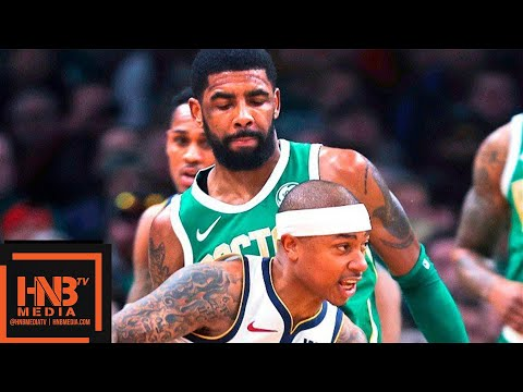 Boston Celtics vs Denver Nuggets Full Game Highlights | March 18, 2018-19 NBA Season