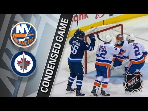 12/29/17 Condensed Game: Islanders @ Jets