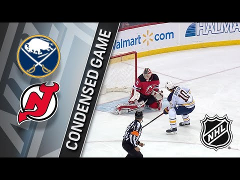 12/29/17 Condensed Game: Sabres @ Devils