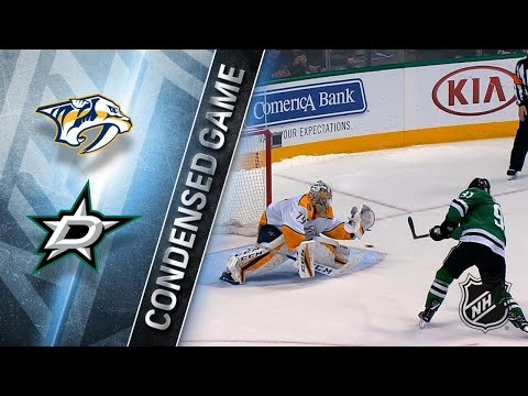 12/23/17 Condensed Game: Predators @ Stars