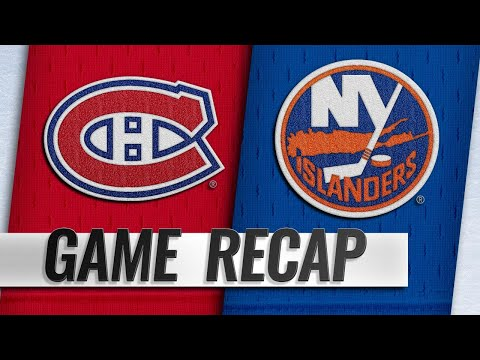 Armia's shootout winner leads Canadiens to 4-3 win