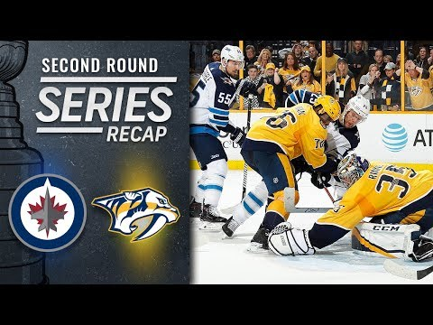 Jets beat Predators in thrilling seven-game series, advance to WCF