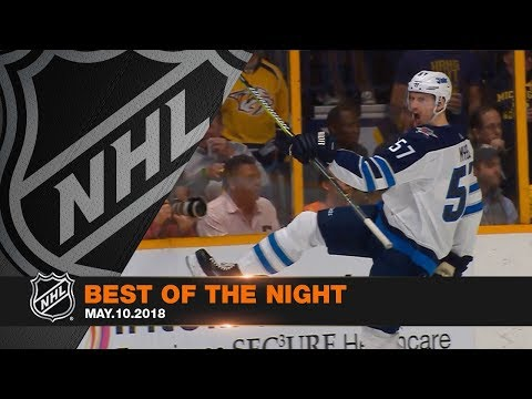 Stastny's two goals lead Jets to WCF, Subban blisters home power-play goal