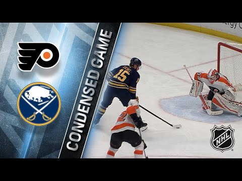 12/22/17 Condensed Game: Flyers @ Sabres