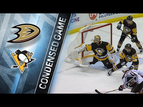 12/23/17 Condensed Game: Ducks @ Penguins